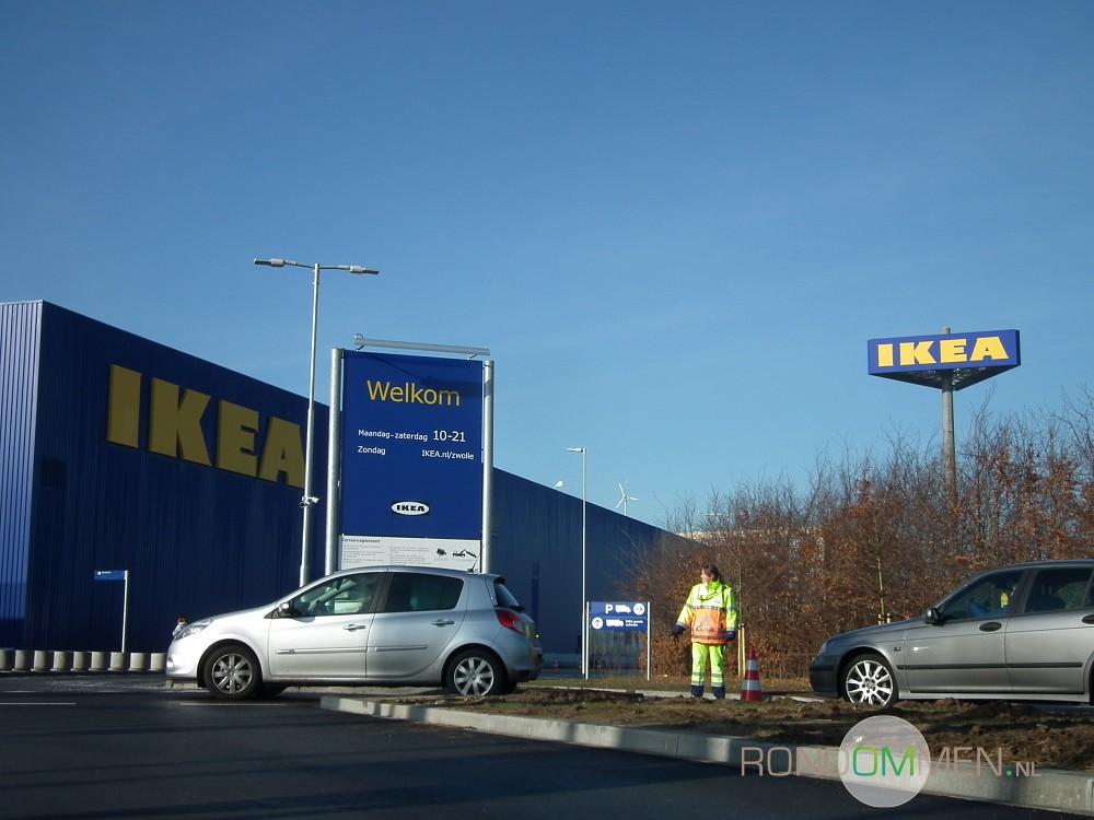 Ikea In Zwolle Is Nu Open Rondommen